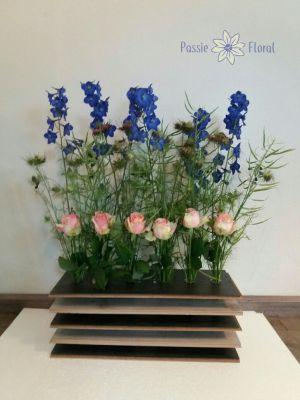 Floraal Object Voor Woonwinkel