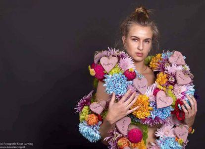 Fusion flower magazine